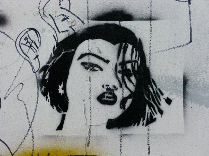 Grafičiai ant Vilniaus sienų. Ričardo Šileikos nuotraukos