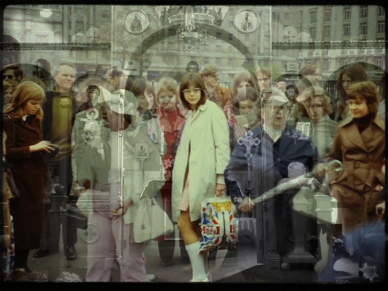 """Paulina Eglė Pukytė. """"Ikonos (Minia)"""", 2013, skaitmeninis videofilmas (1 min.)"""