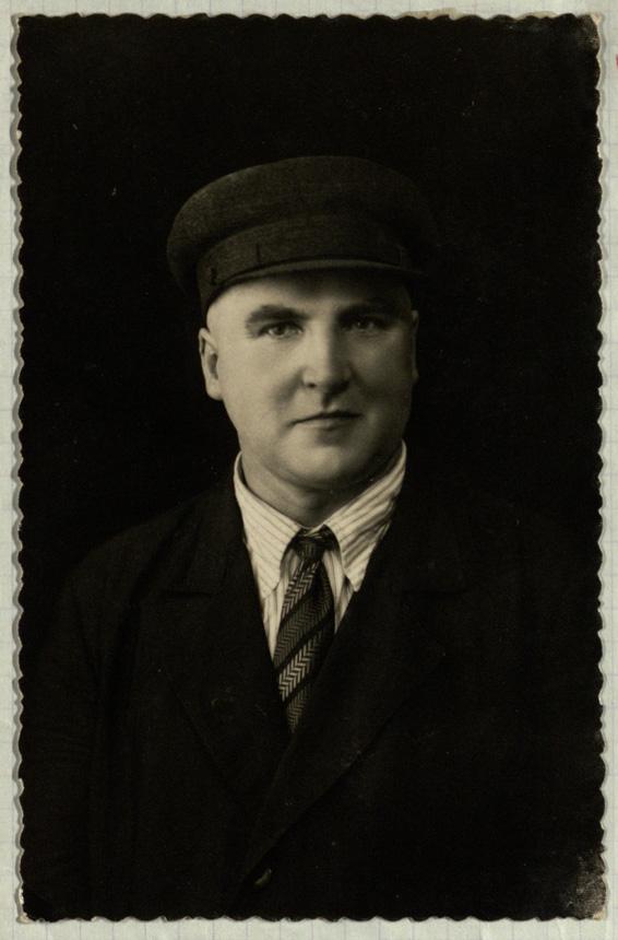 Kostas Stiklius XX a. pradžioje. LMAVB.