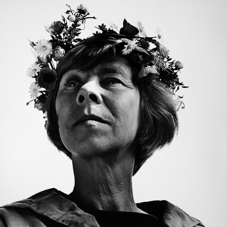 Tove Jansson (1967). Hanso Geddos nuotrauka iš www.svd.se
