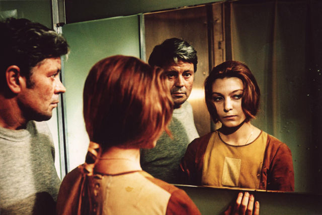 """Kadras iš filmo """"Soliaris"""" (1972)"""
