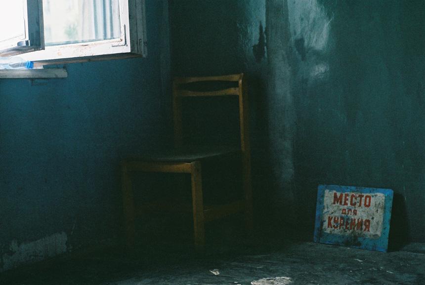Viešbutis Lesosibirske. Zigmo Pakštaičio nuotrauka
