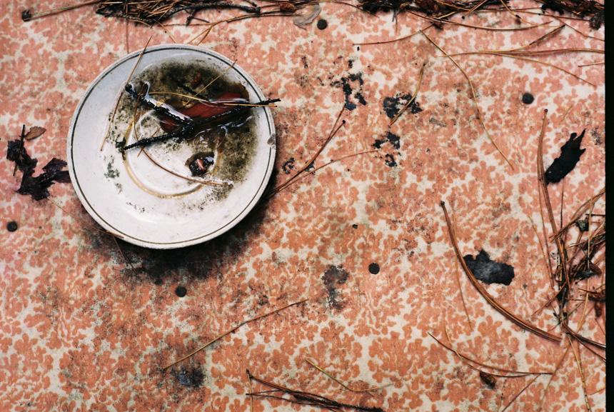 Sibiro kapinių etiudai. Autoriaus nuotraukos