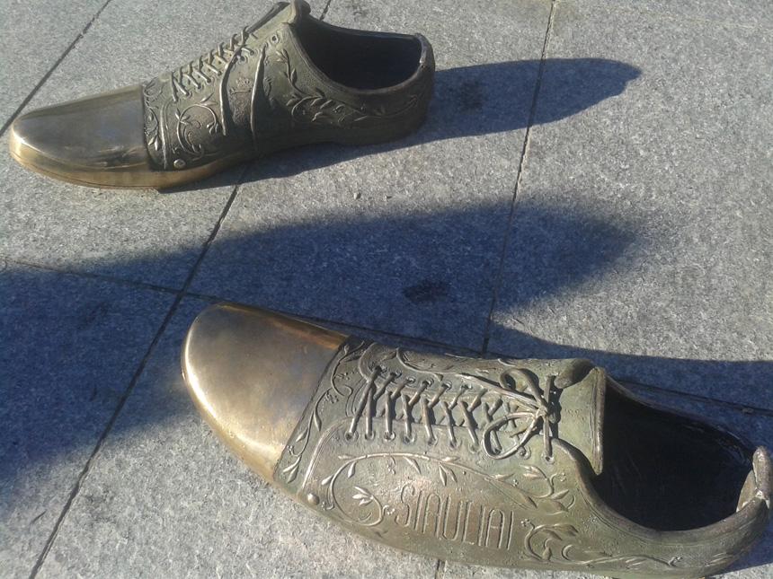 """Martynas Gaubas """"Mano batai buvo du"""" (2014)"""