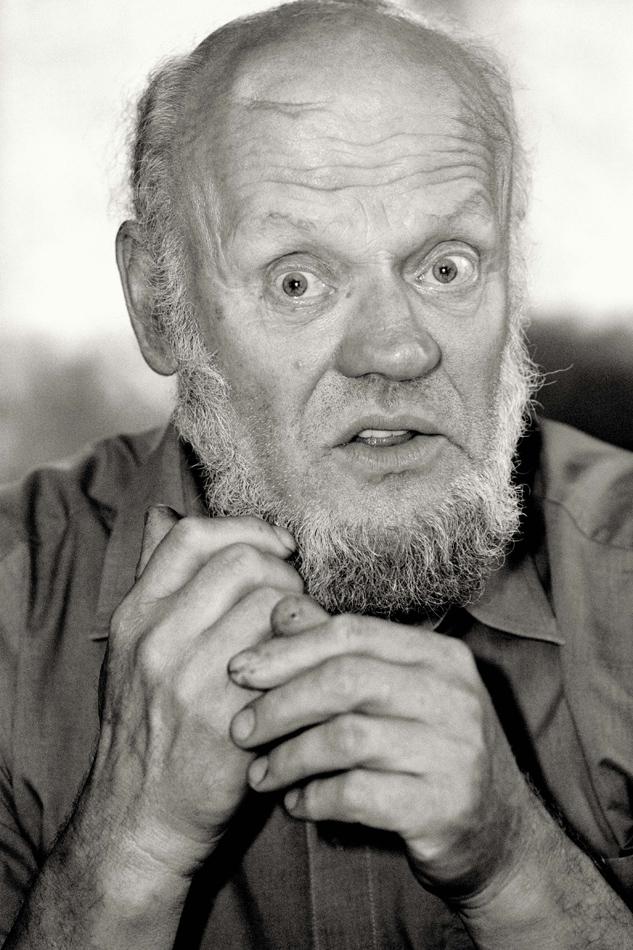 Rašytojas Juozas Aputis