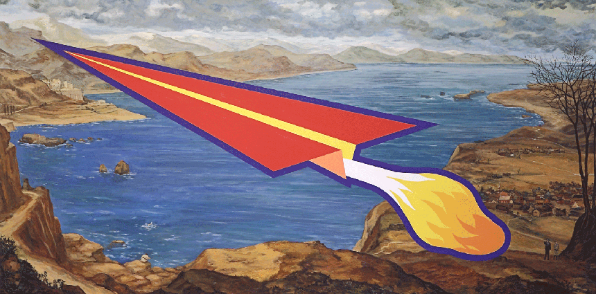 "Linas Liandzbergis. ""Ikaro kronikos"", 2014"