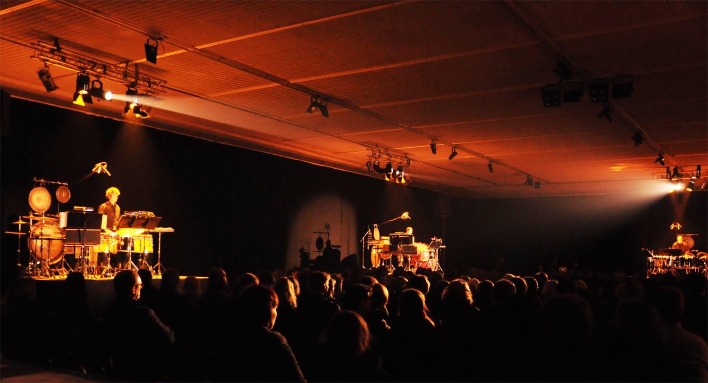 """""""Le Noir de l'Etoile"""" Šiuolaikinio meno centre. Adomo Švedo nuotrauka"""