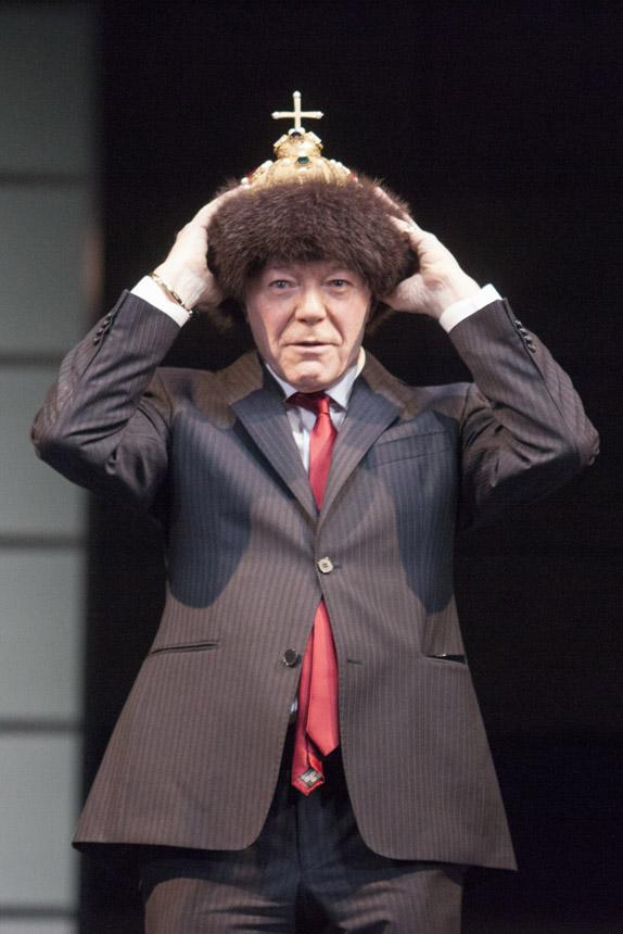 """""""Borisas Godunovas"""". Nuotraukos iš """"Lenkomo"""" teatro archyvo"""