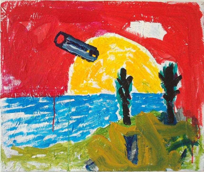 """Gustas Jagminas. """"Žiūrėjimas į saulę"""""""
