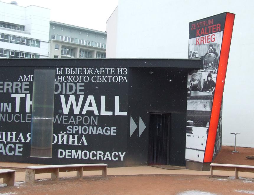 Šaltojo karo centras, Berlynas (2013). gyčio norvilo nuotrauka