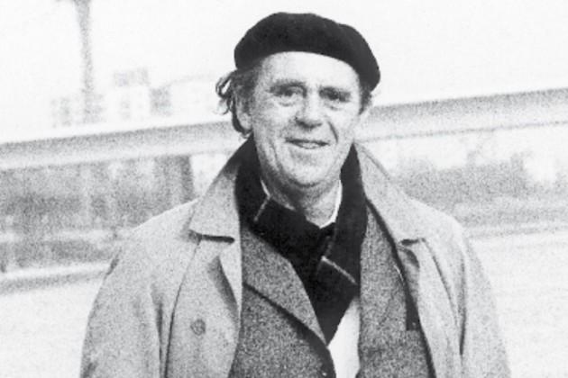 Heinrichas Böllis. Nuotrauka iš H. Böllio fondo archyvo