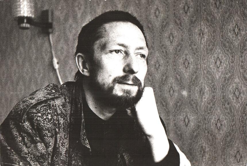 Andrius Šiuša. Nuotrauka iš asmeninio archyvo