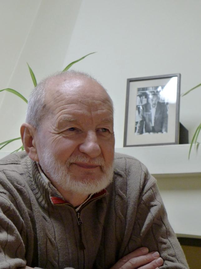 Kęstutis Nastopka. Astos Skujytės nuotrauka