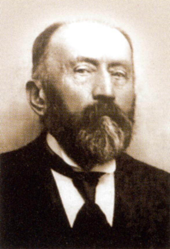 Mečislovas Dovoina-Silvestravičius. Apie 1905 m.