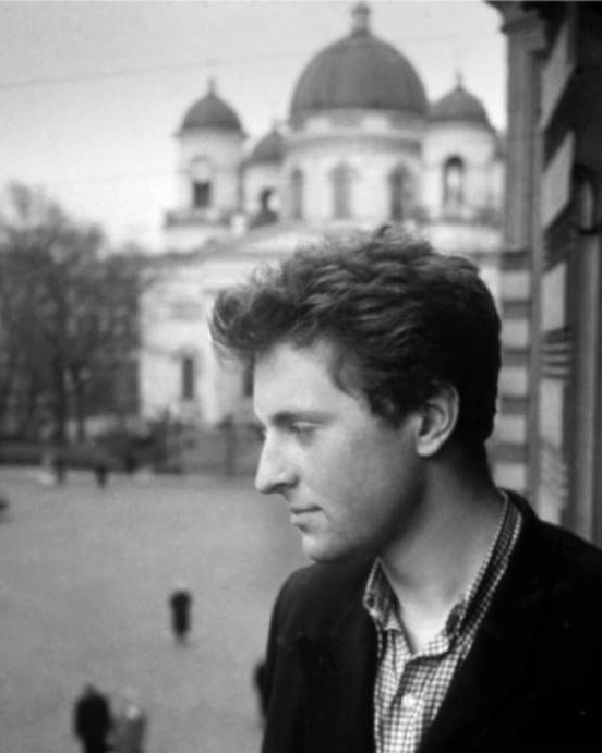Aleksandro Brodskio nuotrauka