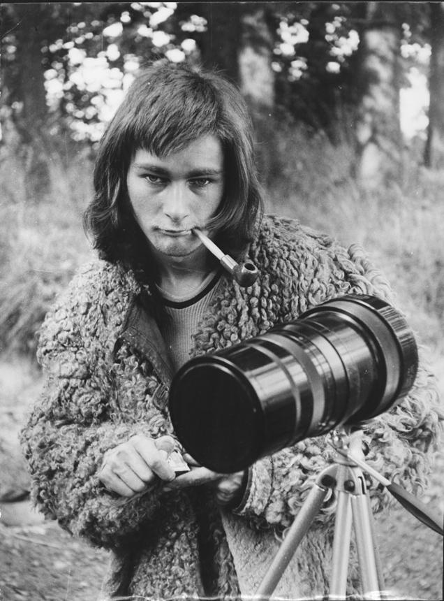 Rimaldo Vikšraičio autoportretas (1975)