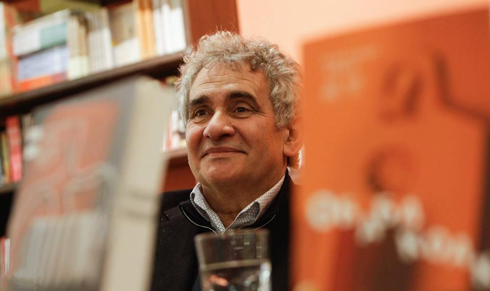 Bernardo Atxaga. Nuotrauka iš Cervanteso instituto (Sofija) archyvo