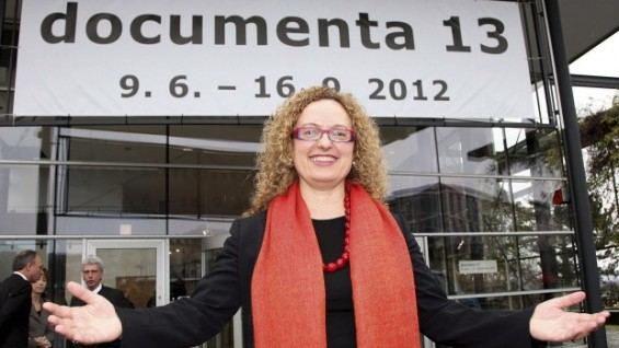Carolyn Christov-Bakargiev. Nuotrauka iš asmeninio archyvo
