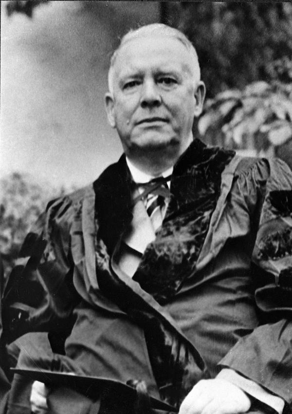 Nuotrauka iš W. Stevenso draugijos archyvo
