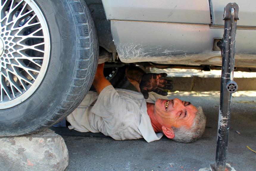 """""""Privet, mechanik"""""""