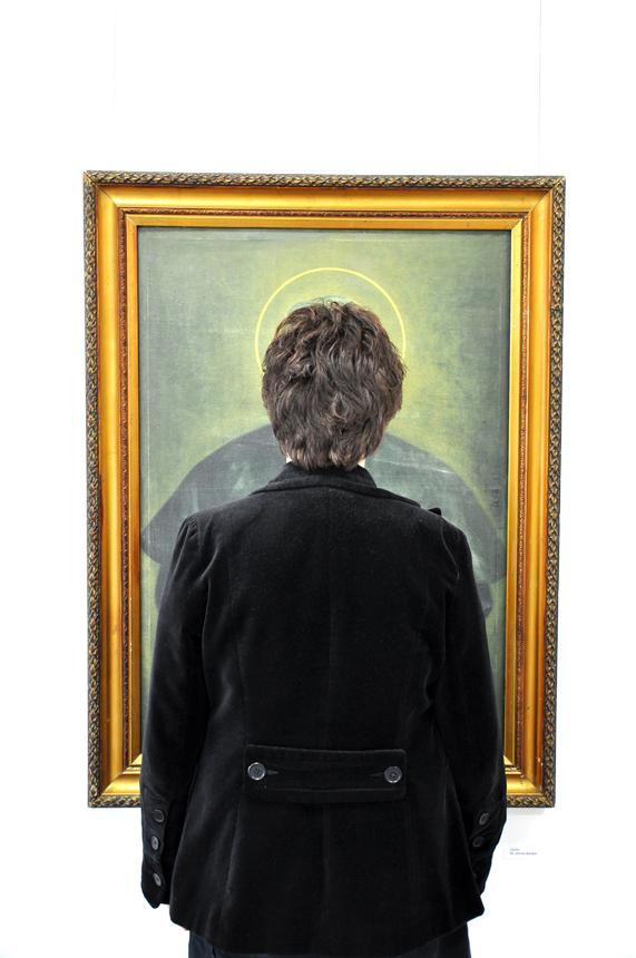 """Dainius Dirgėla. Iš ciklo """"Visi šventieji"""", 2014"""