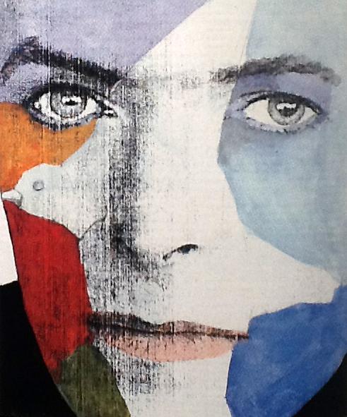 Davidas Bowie (dail. Stasys Eidrigevičius)