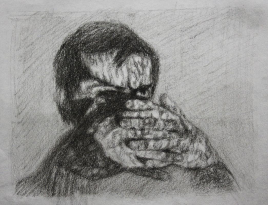 Rolano Stankūno piešinys