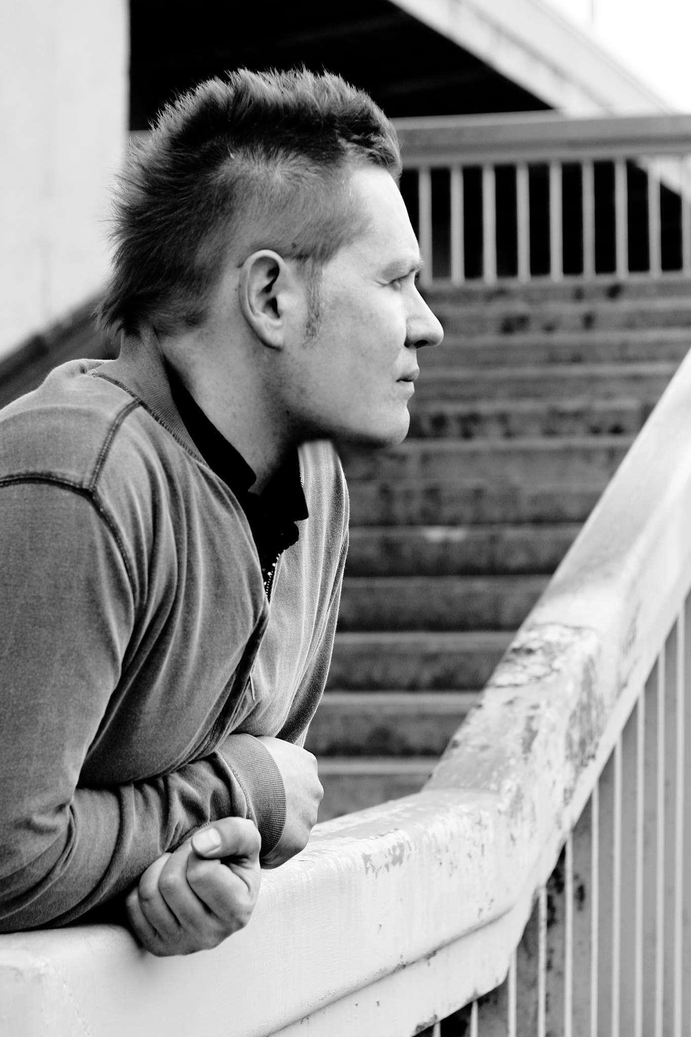 Artūras Tereškinas. E. Navickaitės nuotrauka iš asmeninio archyvo