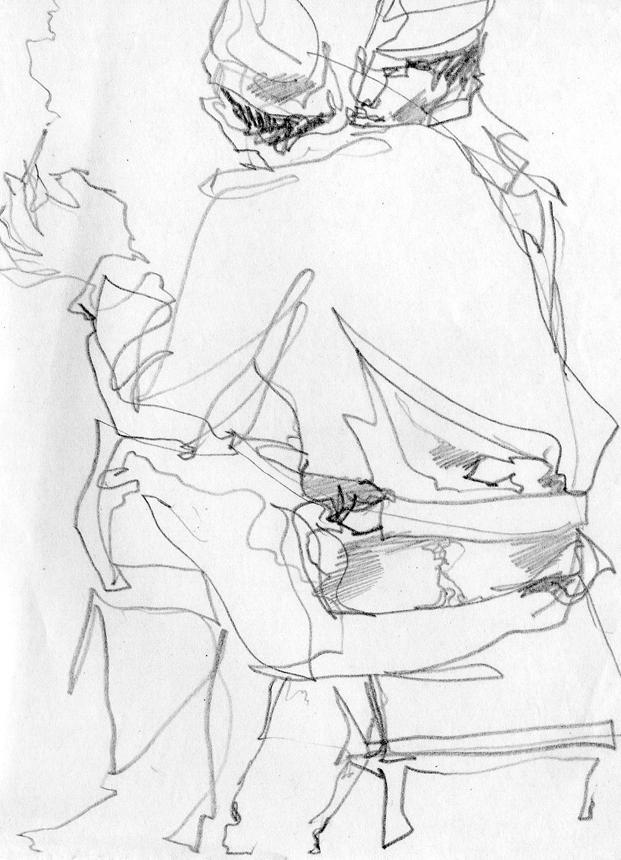 Vlado Žiliaus piešiniai