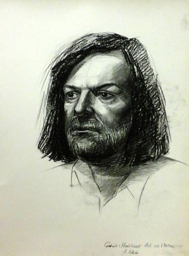 Gabrielės Menšikovaitės piešinys