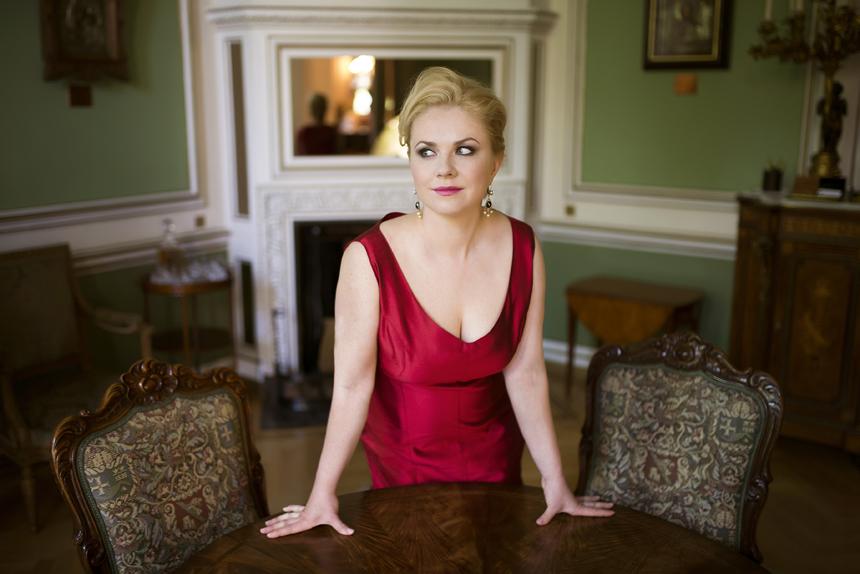 Sofija Fomina. Nuotrauka iš asmeninio archyvo