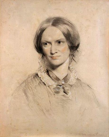 Charlotte Brontë. George'o Richmondo piešinys