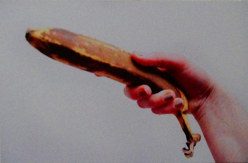 """Dalia Mikonytė. Iš serijos """"rankos ir kojos"""""""