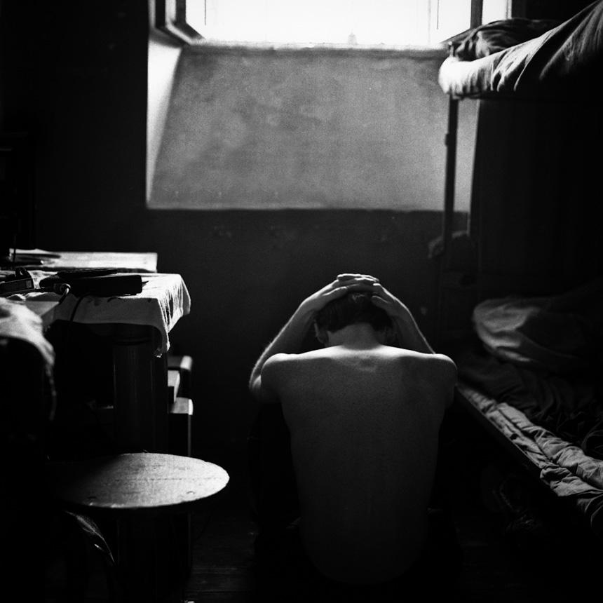 """Gedimino Sadausko nuotrauka iš ciklo """"kitas pasaulis"""""""