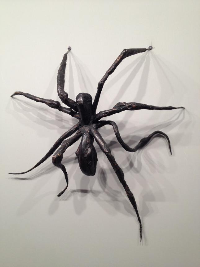 "Louise Bourgeois. ""Spider I"", 1995 (Londonas)"