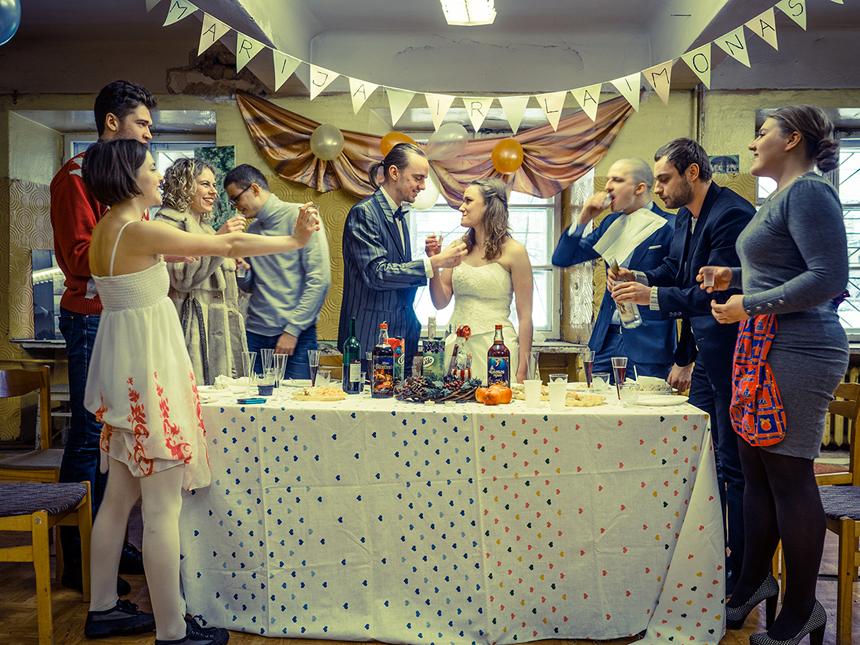 """""""Vestuvės"""". Nuotrauka iš OKT archyvo"""