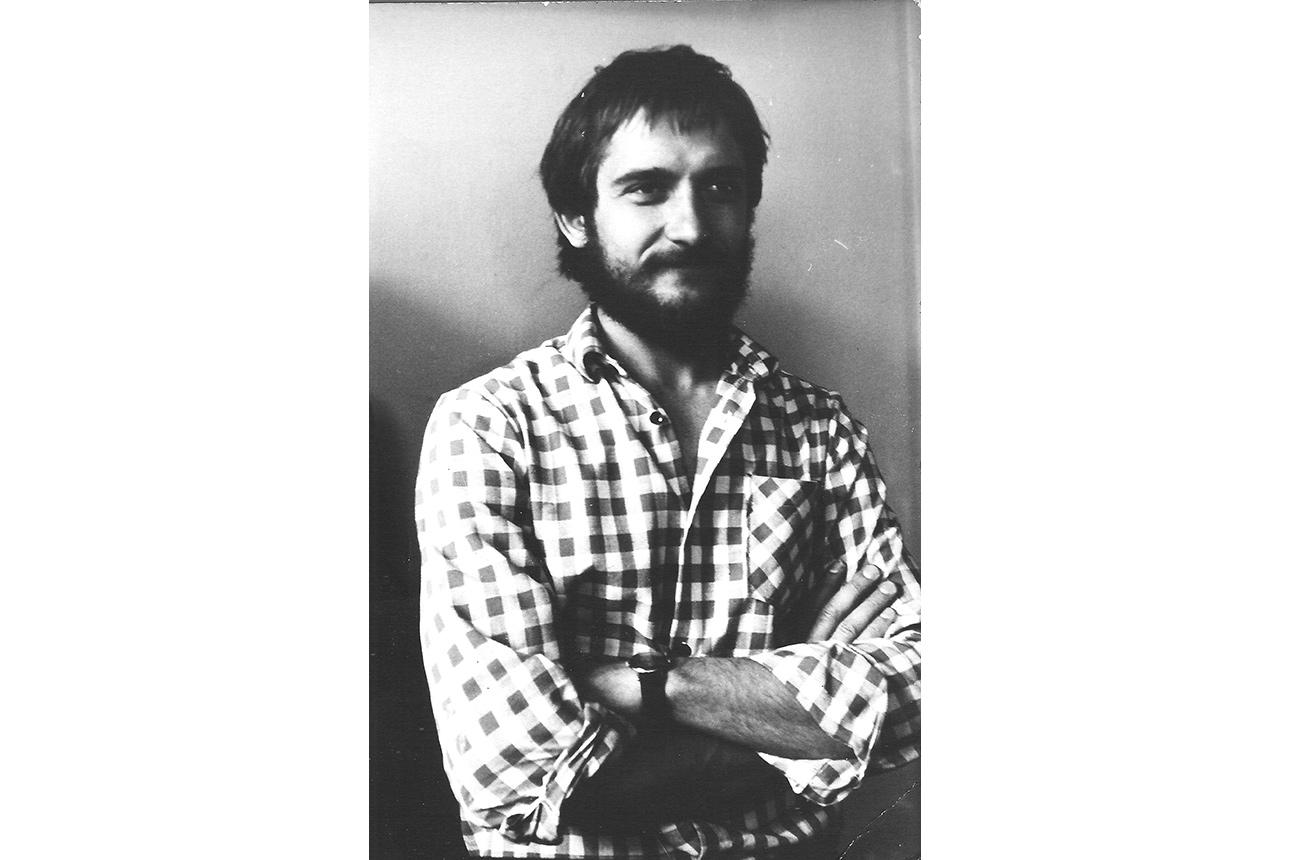 Ramūnas Paniulaitis apie 1981 m.