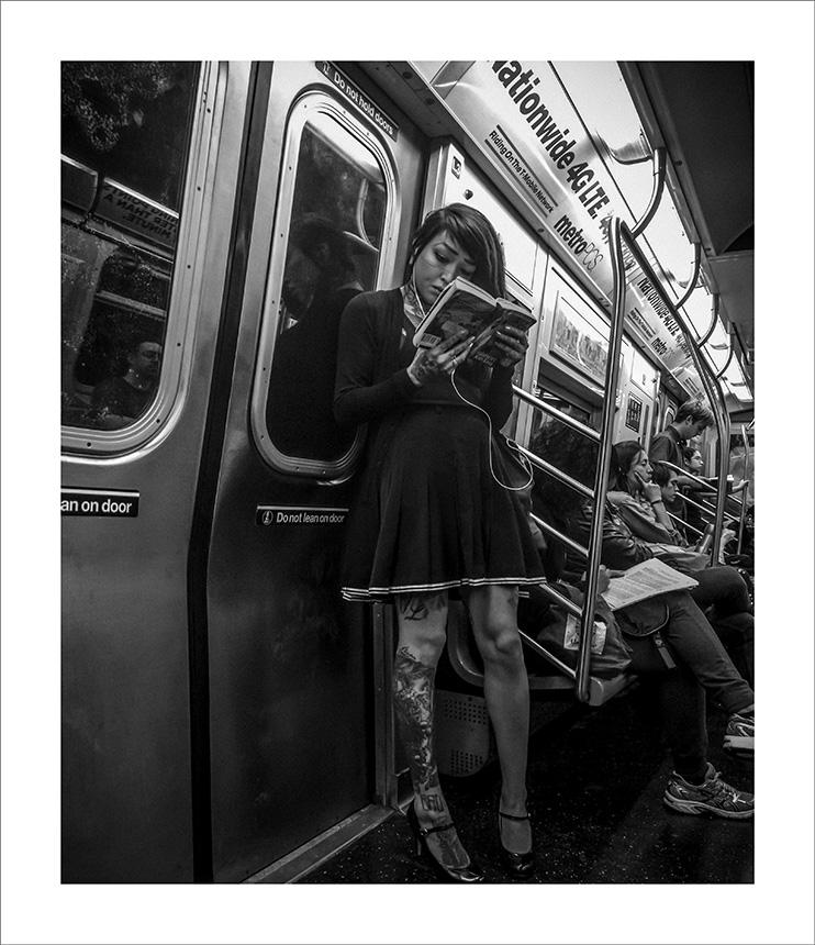 """Vytenis Jankūnas. """"J 2 Manhattan #016"""", 2015."""