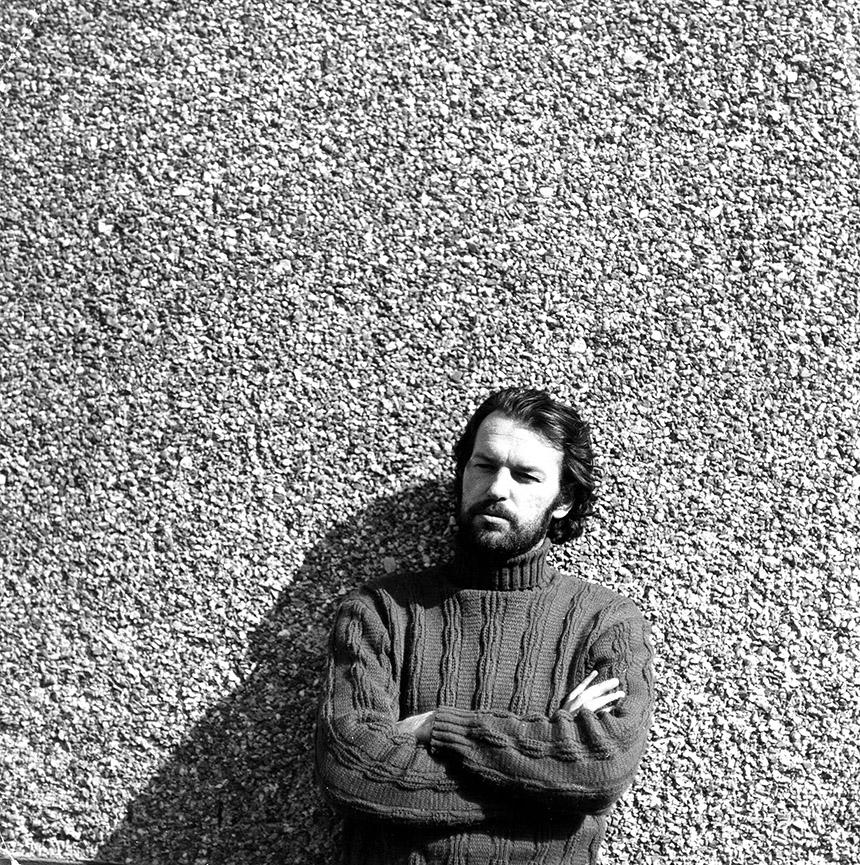 Regimantas Adomaitis apie 1974 m. Antano Ališausko nuotrauka