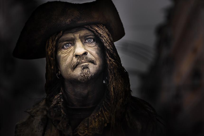 Nelsono L nuotrauka iš Pirato Jorio archyvo