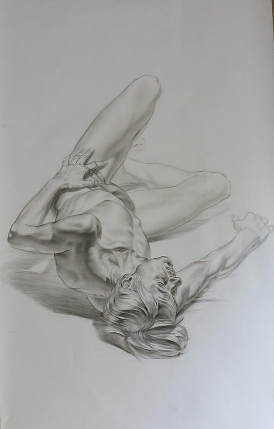 Pauliaus Juškos piešinys
