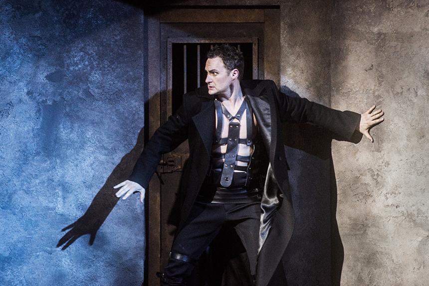 """""""Faustas"""". Dmitrijaus Matvejevo nuotrauka"""
