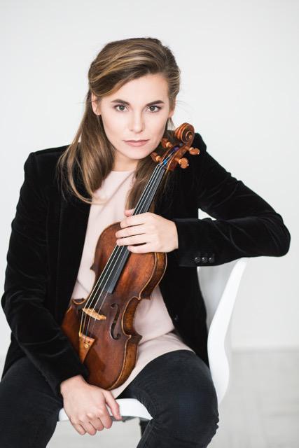 Barbora Valiukevičiūtė. Nuotrauka iš asmeninio archyvo