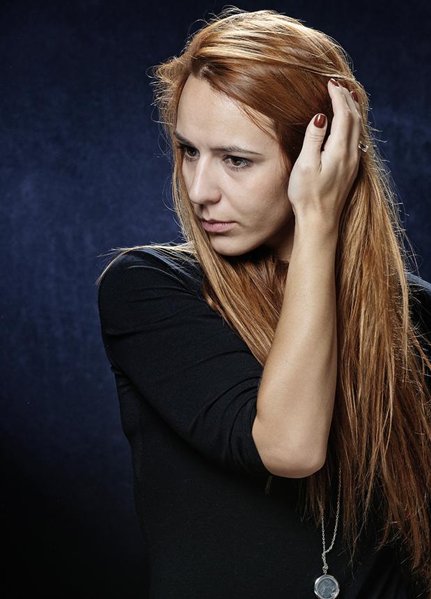 Rita Mačiliūnaitė. Nuotrauka iš asmeninio archyvo