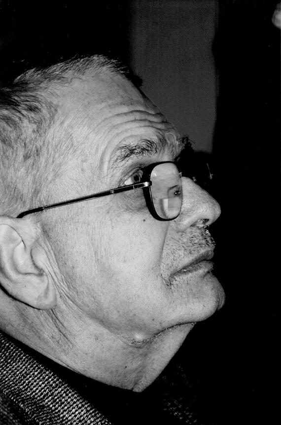 Tomas Venclova. Vlado Braziūno nuotrauka