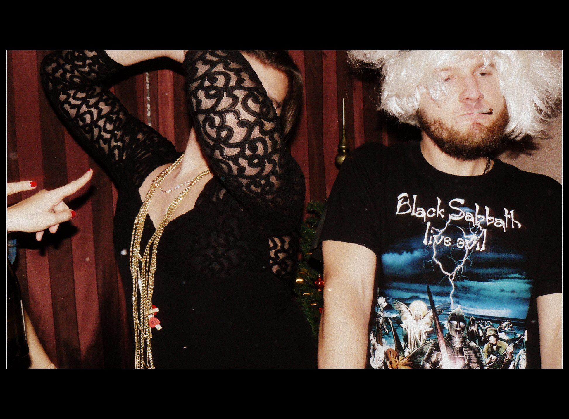 Iš kairės į dešinę: Nakties Fėja, Simonas Bulotas. Rūtos Vyžintaitės nuotrauka