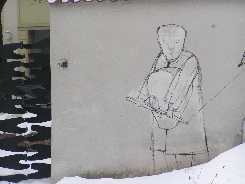 Stasio Eidrigevičiaus piešinys