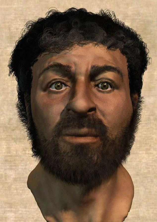 Jėzus. Richardo Neave'o rekonstrukcija