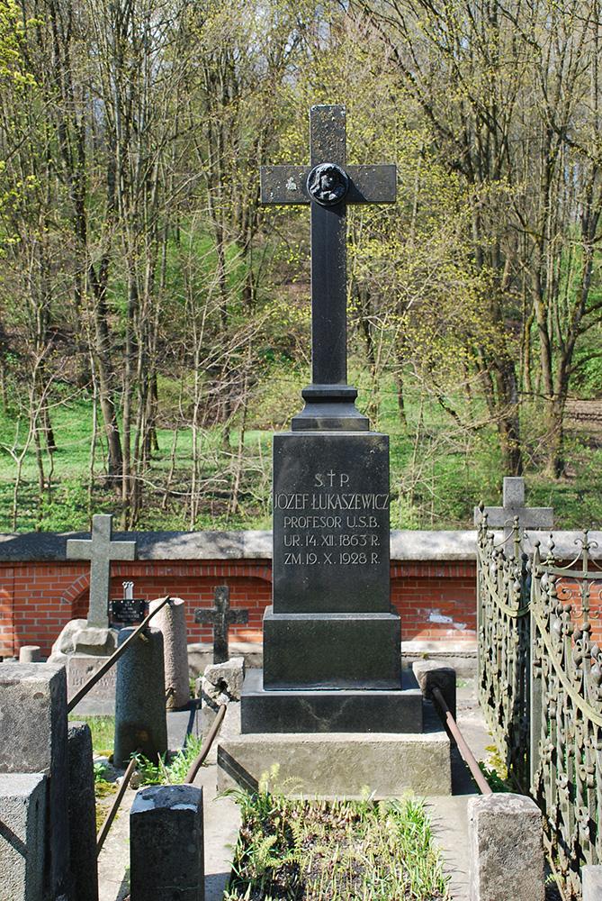 J. Lukoševičiaus kapas Rasų kapinėse. 2017 m. Antano Grinčelaičio nuotrauka