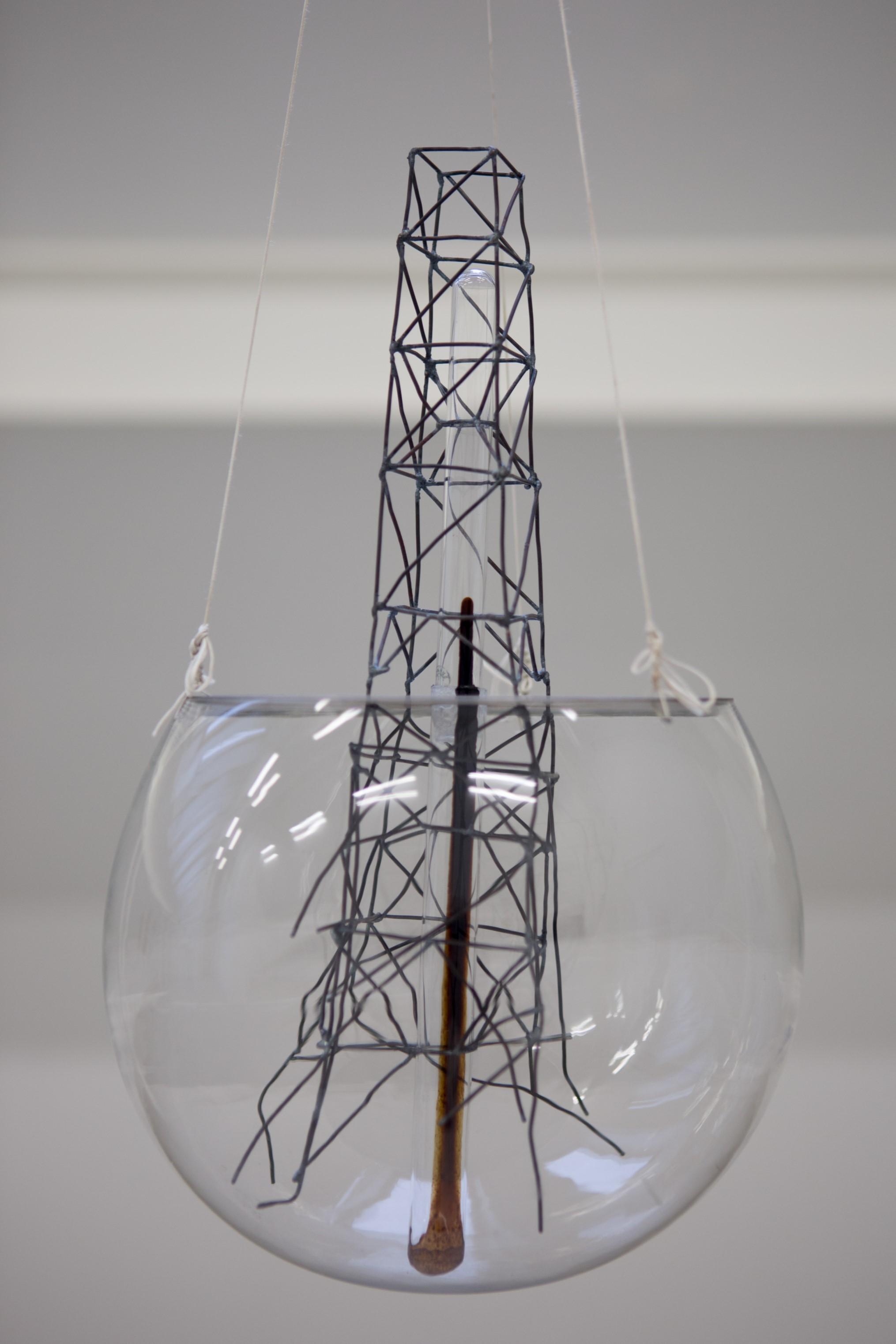 "Anais Dunn. ""Sculpture for space"". Vytauto Paplausko nuotraukos"